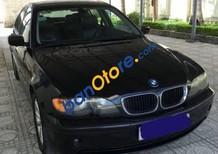 Cần bán gấp BMW 3 Series 318i năm 2003, màu đen như mới