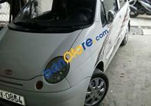 Cần bán gấp Daewoo Matiz sản xuất năm 2004, màu trắng