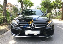 Cần bán Mercedes C300 AMG sản xuất 2017, màu đen