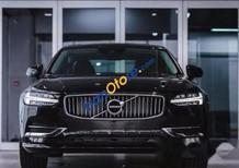 Bán xe Volvo S90 Inscription sản xuất 2017, màu đen, giá tốt