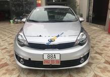 Bán Kia Rio 1.4 MT năm sản xuất 2015, màu bạc, nhập khẩu nguyên chiếc, giá tốt