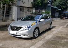 Cần bán lại xe Hyundai Sonata năm sản xuất 2011, màu bạc, xe nhập