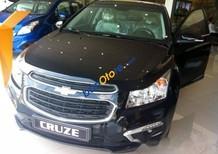 Bán Chevrolet Cruze sản xuất 2017, màu đen, 589 triệu