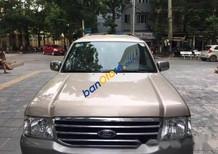 Cần bán xe Ford Everest MT sản xuất năm 2006, màu nâu, 275tr
