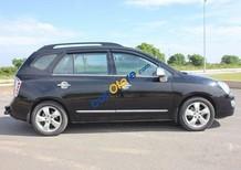Cần bán xe Kia Carens năm 2009, màu đen