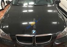 Bán xe BMW 3 Series 320i sản xuất năm 2009, màu đen, nhập khẩu, giá chỉ 580 triệu