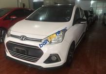 Cần bán Hyundai Grand i10 1.2 AT sản xuất năm 2016, màu trắng giá cạnh tranh
