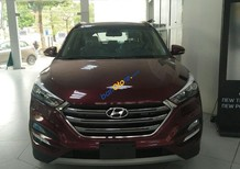 Cần bán xe Hyundai Tucson CKD năm sản xuất 2017, màu đỏ giá cạnh tranh