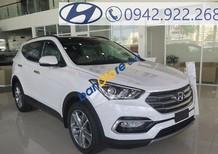 Bán ô tô Hyundai Santa Fe năm 2016, màu trắng, giá tốt