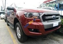 Cần bán Ford Ranger năm 2017, màu đỏ, giá 605tr