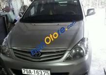 Cần bán Toyota Innova G sản xuất năm 2010, màu bạc chính chủ