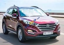 Hyundai Tucson sản xuất 2017, màu đỏ, giá bán 922tr