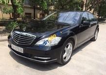 Bán Mercedes S500 năm sản xuất 2010, màu đen, nhập khẩu nguyên chiếc