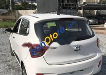 Bán xe Hyundai Grand i10 đời 2017, màu trắng, hỗ trợ ngân hàng 90% giá trị xe