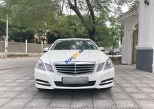 Bán Mercedes E250 năm sản xuất 2011, màu trắng chính chủ, giá 950tr