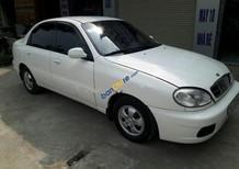 Cần bán xe Daewoo Lanos SX năm sản xuất 2004, màu trắng