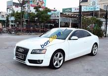 Cần bán xe Audi A5 sản xuất năm 2010, màu trắng, xe nhập