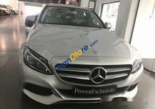 Bán ô tô Mercedes C200 sản xuất 2017, màu bạc, giá tốt