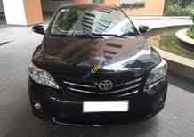 Bán Toyota Corolla altis 1.8G AT sản xuất 2010, màu đen, xe cũ