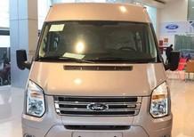Ford Transit luxury 2018 mới 100%, giá tốt nhất, hỗ trợ trả gop 80%