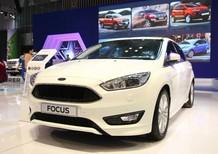 Ford Focus Titanium đời 2018 xe mới 100%, xe đủ màu giao ngay hỗ trợ trả góp 80% giá xe