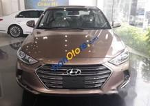 Bán Hyundai Elantra năm 2017, màu nâu, giá tốt