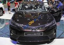 Bán Toyota Corolla altis đời 2017, màu nâu, mới hoàn toàn