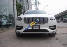 Bán xe Volvo XC90 T6 inscription đời 2016, màu trắng, nhập khẩu, giá tốt