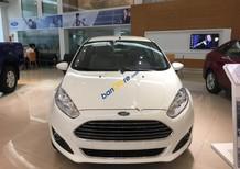 Bán Ford Fiesta 1.5L Titanium 2017, màu trắng, giá tốt