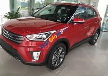 Bán Hyundai Creta năm 2017, màu đỏ, giá tốt