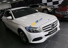 Bán xe Mercedes C200 đời 2017, màu trắng, giá 1 tỷ 449tr