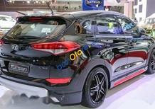 Bán Hyundai Tucson đời 2017, màu đen, mới hoàn toàn
