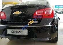 Bán ô tô Chevrolet Cruze LTZ đời 2017, màu đen, xe cũ