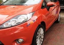 Bán xe Ford Fiesta 1.6AT đời 2011, màu đỏ, xe cũ