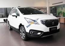 Cần bán Peugeot 3008 1.6 AT năm 2017, màu trắng