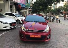 Bán xe Kia Rio 1.4 AT năm sản xuất 2014, màu đỏ, xe nhập