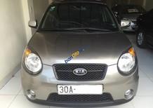 Bán xe cũ Kia Morning SLX đời 2009, màu xám (ghi), xe nhập