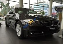 Bán xe cũ BMW 520i 2.0 AT đời 2017, màu đen, nhập khẩu