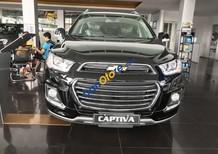 Bán xe Chevrolet Captiva đời 2017, màu đen, hộp số tự động 6 cấp