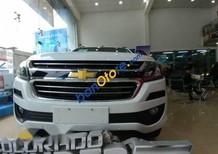 Bán Chevrolet Colorado đời 2017, màu trắng, giá tốt