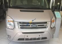 Bán Ford Transit Mid năm sản xuất 2017, động cơ Duratorq 2.4L TDCi Turbo Diesel