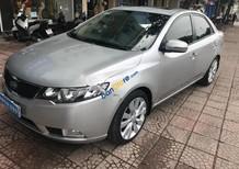 Bán xe Kia Forte SX 1.6 AT đời 2012, màu bạc, xe cũ