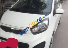 Cần bán Kia Morning năm 2013, màu trắng, nhập khẩu