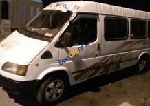 Cần bán gấp Ford Transit 2.4L năm sản xuất 2002, màu trắng