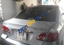 Bán Toyota Corolla altis đời 2003, màu bạc