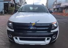 Bán Ford Ranger Wildtrak 3.2L 2015, màu trắng, xe nhập, giá tốt