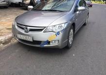 Cần bán lại xe Honda Civic sản xuất 2008, màu xám