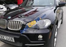 Bán xe BMW X5 4.8AT đời 2007, màu đen