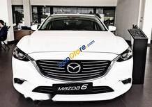 Bán Mazda 6 2.0 Premium đời 2017, màu trắng, giá tốt