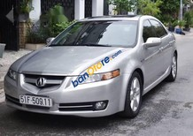Cần bán xe Acura TL sản xuất 2009, màu bạc chính chủ